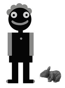 アマミノクロウサギの画像 p1_25